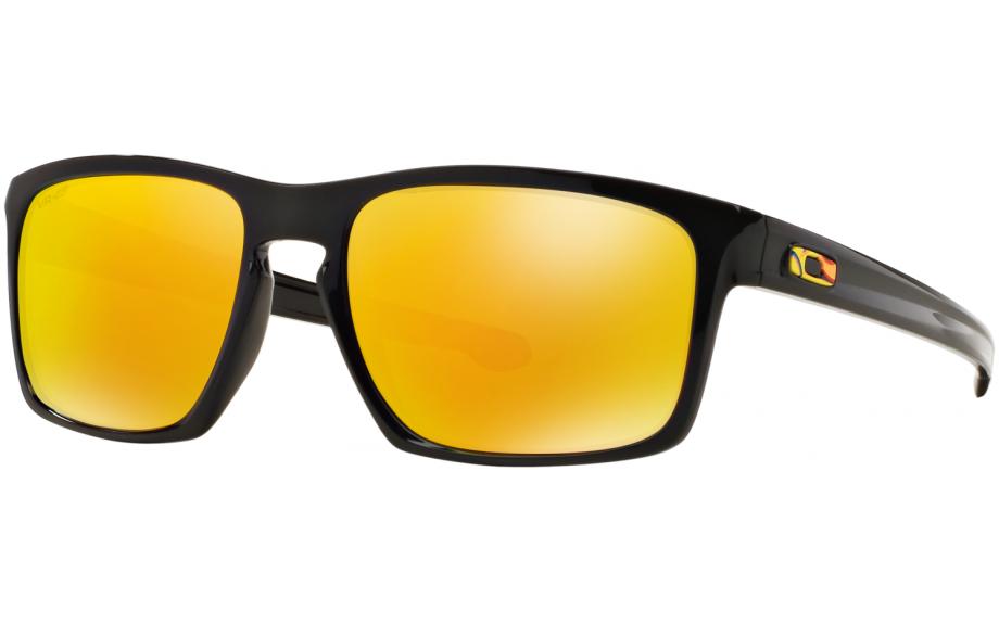 Prescription Oakley Sliver VR46 Valentino Rossi Sunglasses