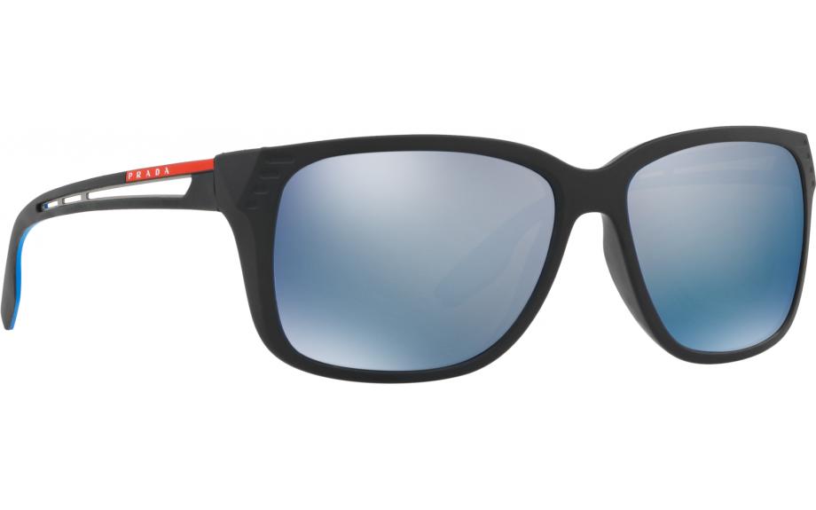 1a56060c8ed9 Prada Sport PS03TS 1BO2E0 59 Sunglasses - Free Shipping