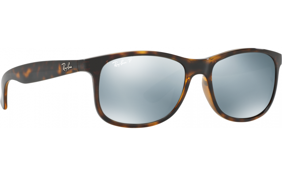 fc6d77355b9af Ray-Ban Andy RB4202 710 Y4 55 Sunglasses - Free Shipping