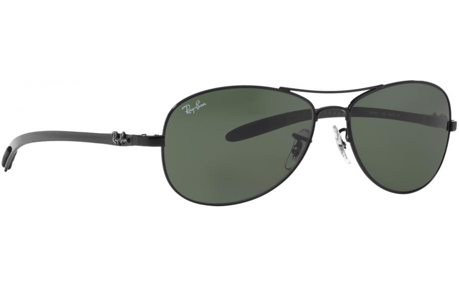 a955c4897e Ray-Ban Carbon Fibre Tech RB8301 002 59 Sunglasses - Free Shipping ...