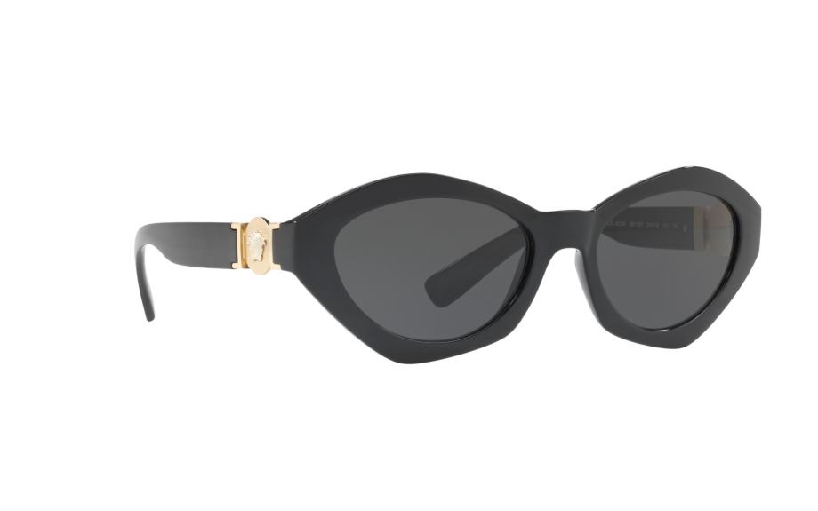 Versace VE4334 Sonnenbrille Schwarz GB1/87 54mm V1Llf