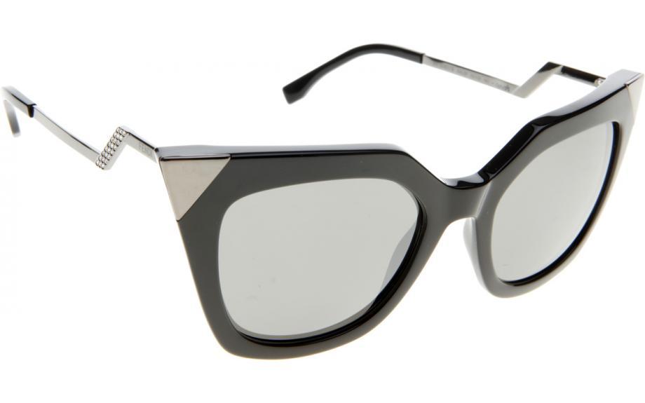 9a8b2e21b4dd Fendi Iridia FF0060 S KKL SF 52 Sunglasses - Free Shipping