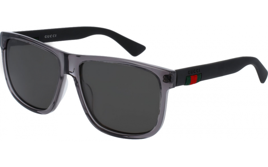 Gucci GG0010S 004 58 Sunglasses - Free Shipping | Shade Station