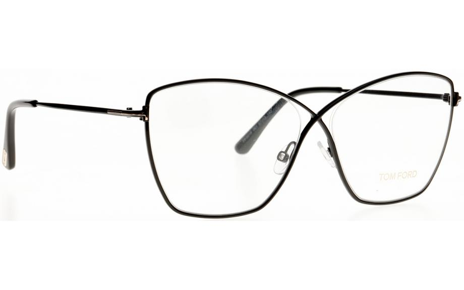 1a1a3781ce Tom Ford FT5518-001-57 Glasses - Free Shipping