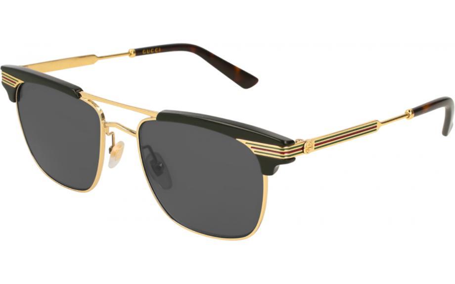 31b306a2411 Gucci GG0287S 001 52 Sunglasses - Free Shipping