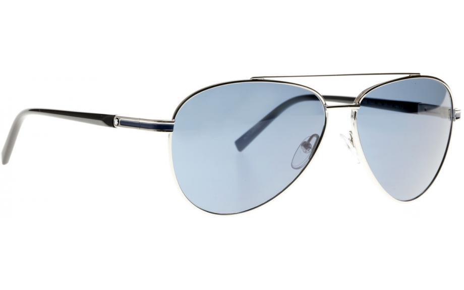 c768e6f915c4 Mont Blanc MB702S 16V 59 Sunglasses - Free Shipping