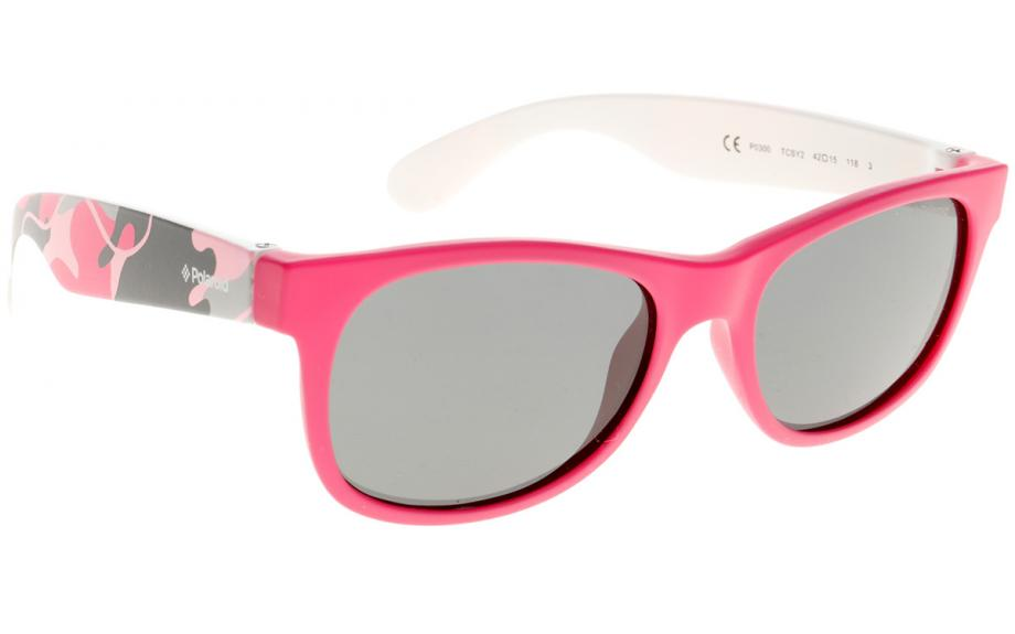 e3a0eb1ce7e Polaroid Kids PO300 TCSY2 43 Sunglasses - Free Shipping