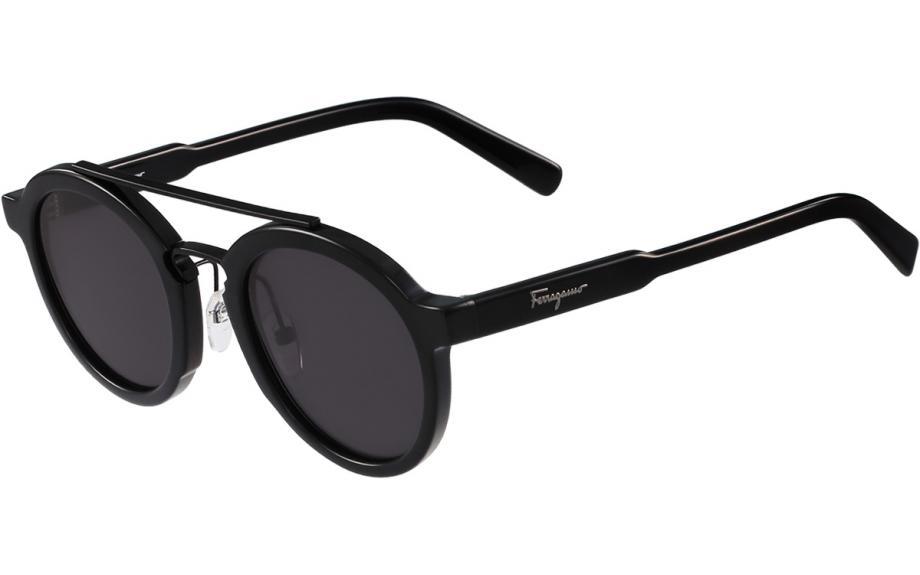 f1bdb6aa82 Salvatore Ferragamo SF845S 001 49 Sunglasses - Free Shipping