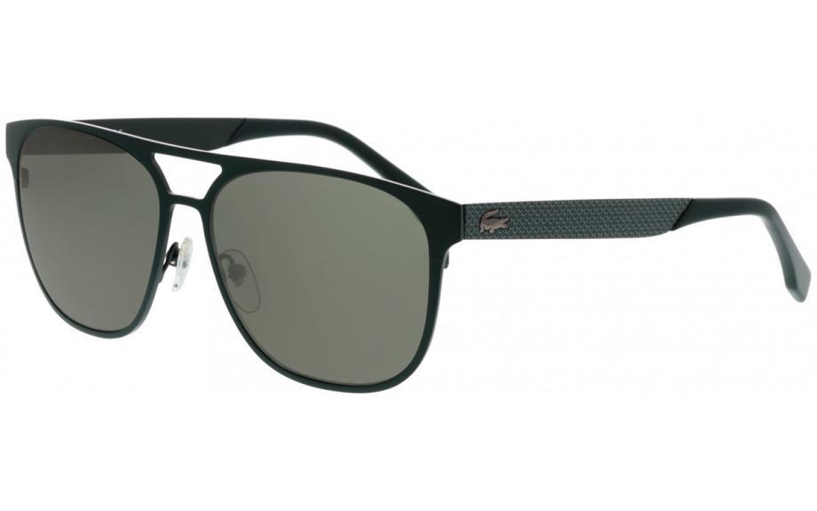 0a75aa78b1 Lacoste L187S 001 57 Sunglasses - Free Shipping