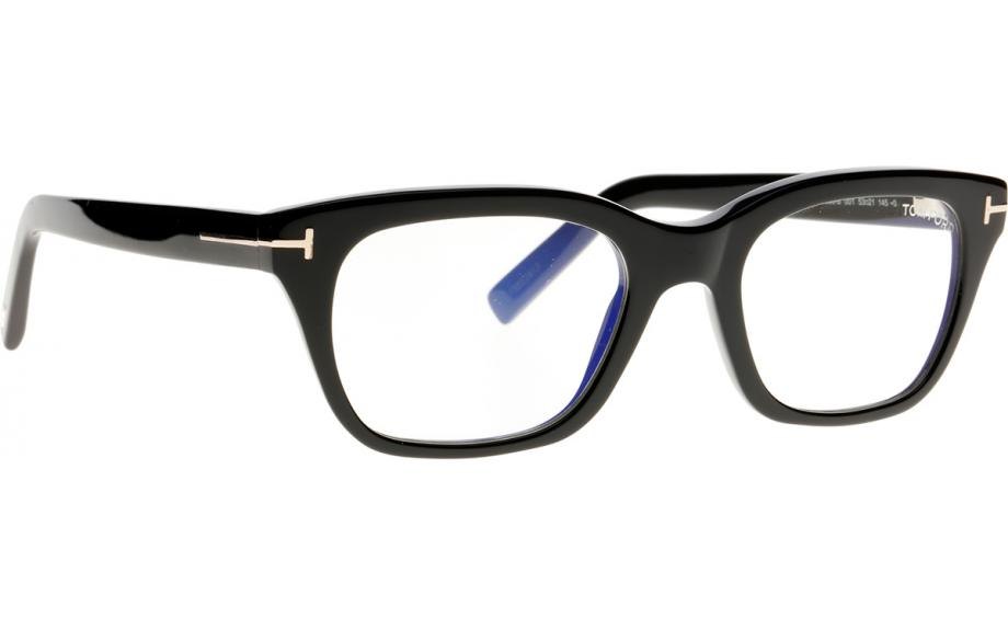 0915bd4425 Tom Ford FT5536-B S 001 53 Glasses - Free Shipping