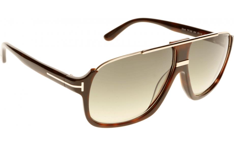9c9a53c43b Tom Ford Elliot FT0335 56K 60 Sunglasses - Free Shipping