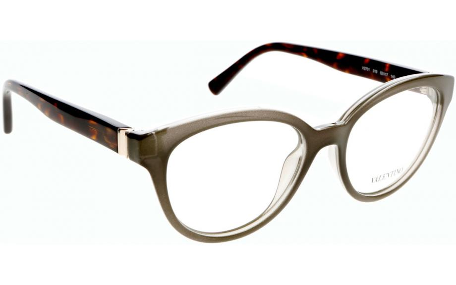 Valentino V2701 5217 319 Glasses - Free Shipping | Shade Station
