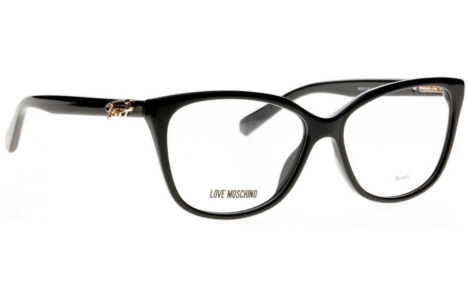 bb5dba9d93c9 Love Moschino MOL513 807 55 Glasses - Free Shipping | Shade Station