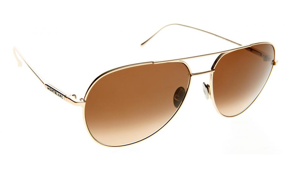 65976cd118 Mont Blanc MB657S S 32F 61 Sunglasses - Free Shipping